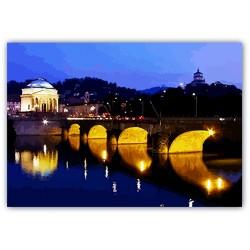 Panoramica Torino Gran Madre