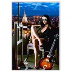 Monna Lisa rock