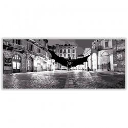Bat arriva in Piazza della...